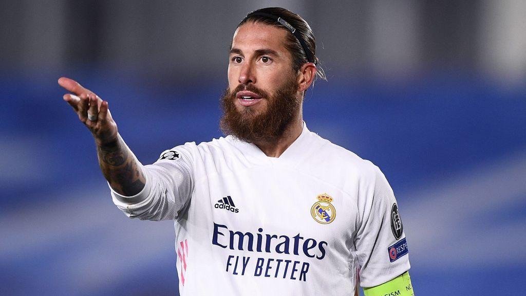 Sergio Ramos no está contento con su situación en el Real Madrid.