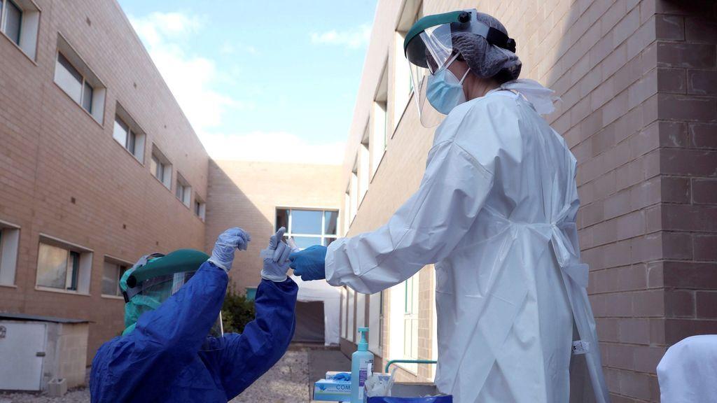 Sanidad agrega 356 muertos y 19.511 contagios de coronavirus