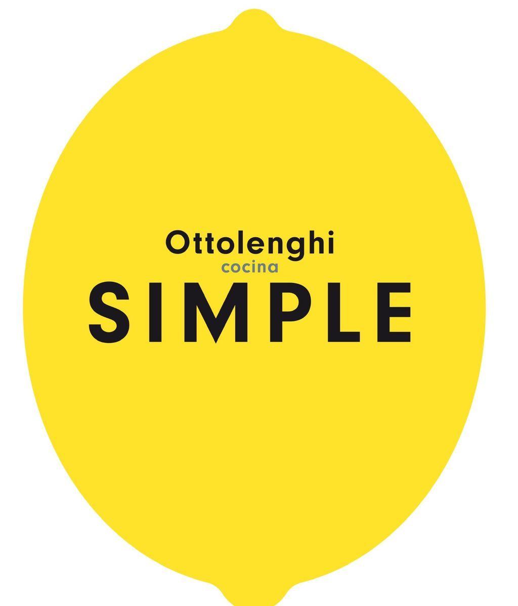 'Simple', el libro de Ottolenghi
