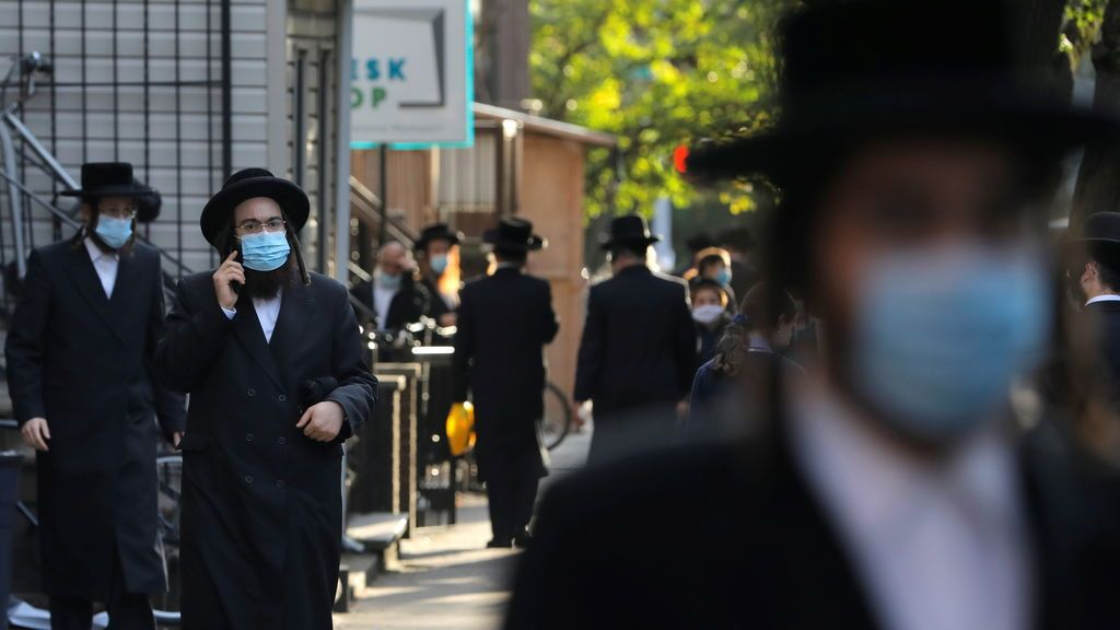 Un rabino asegura que Trump volverá a ser presidente ¨para completar la misión de Dios¨