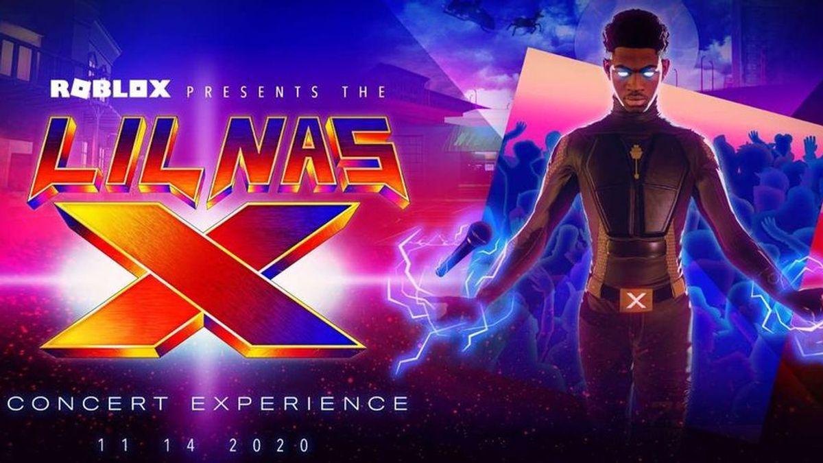 Roblox: concierto Lil Nas X
