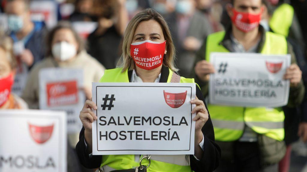 """La indignación de los hosteleros de toda España: """"Por qué Madrid sí y nosotros no"""""""