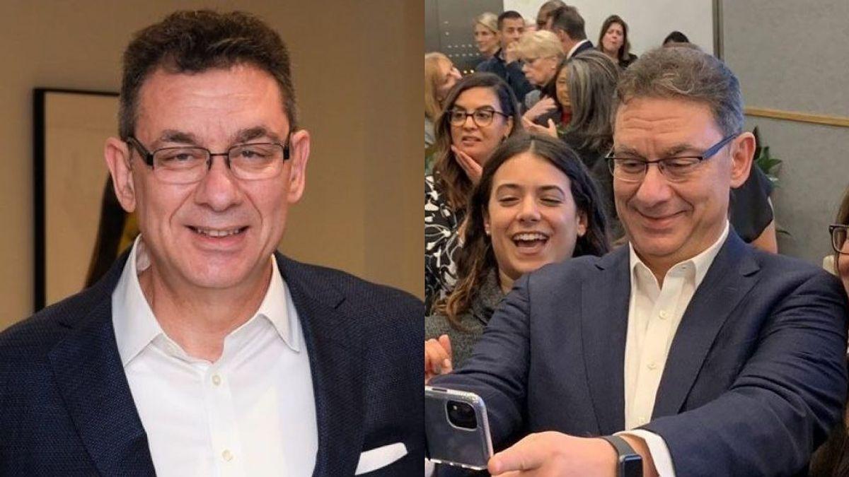 Así es Albert Bourla, el CEO de Pfizer y Doctor en Veterinaria que ahora es millones de euros más rico