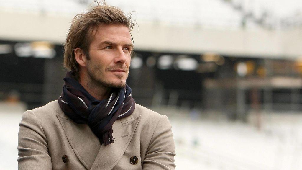Beckham en 2010