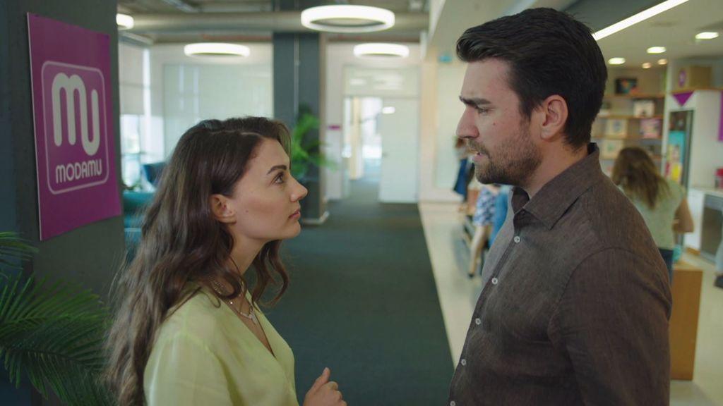 Ayse y Kerem,  se casan en el próximo capítulo de 'Trampa de amor'