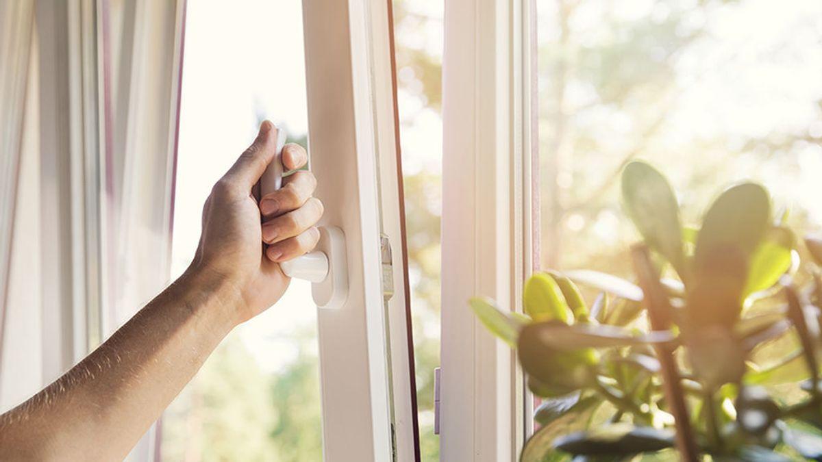 Un estudio advierte de que no ventilamos bien las casas durante la pandemia