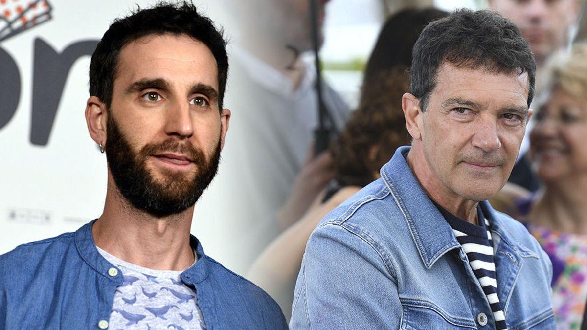 """Dani Rovira, amigo de Antonio Banderas, desvela el motivo por el que le odia: """"Qué coraje das"""""""
