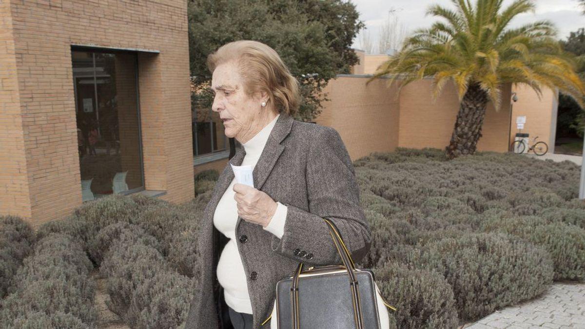 Teresa Rivero, viuda de Ruíz Mateos y ex presidenta del Rayo Vallecano, ingresada en estado grave