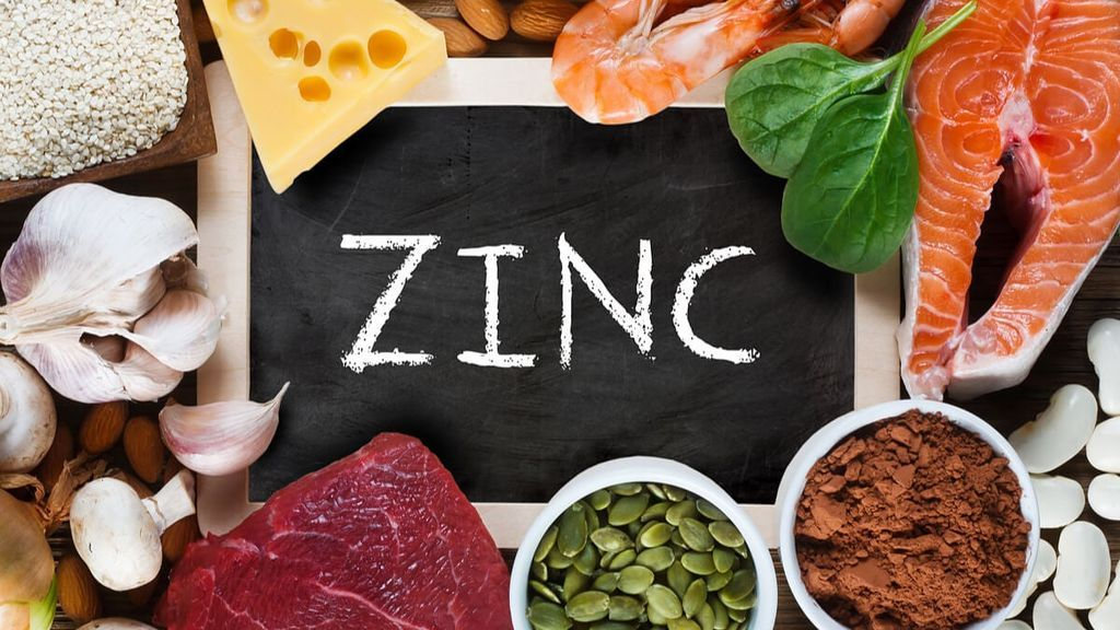 Zinc, el mineral que estimula nuestras defensas