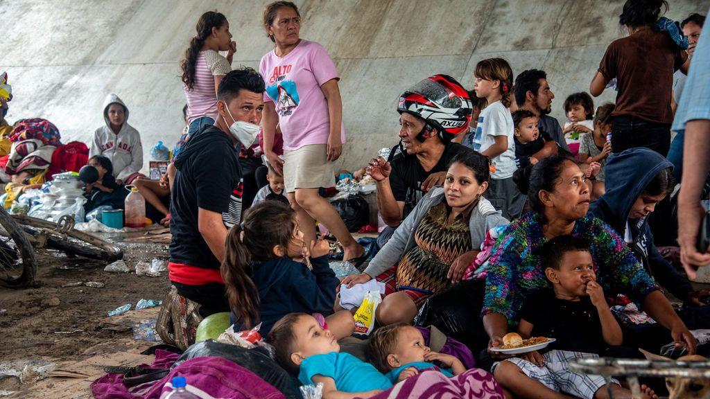"""El paso del huracán Eta por Centroamérica puede ser """"la semilla"""" de futuras crisis migratorias, advierte la ONU"""