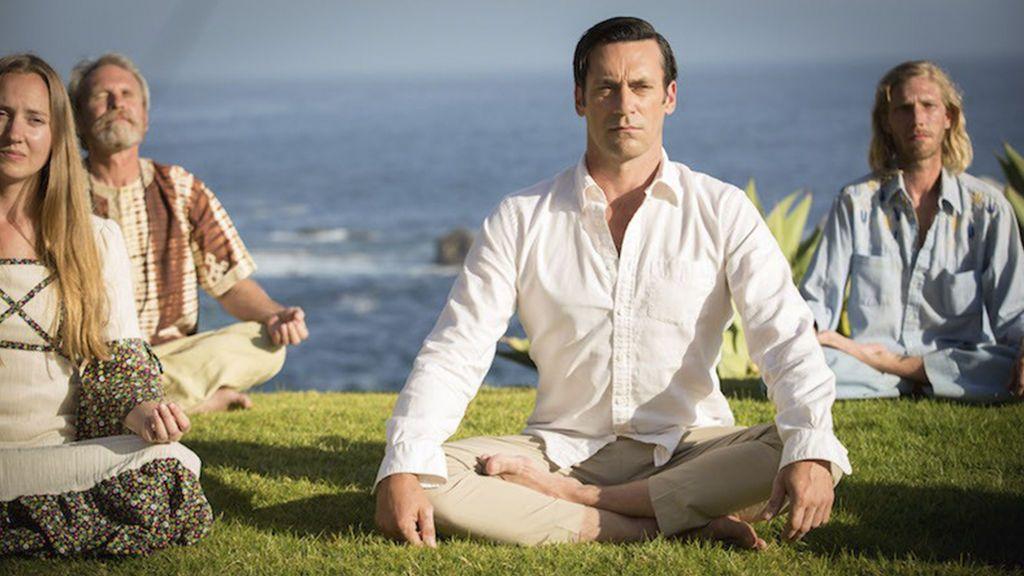 La meditación es útil (también) en los negocios: Murdoch, Scorsese o Eastwood 'respiran' antes de sus grandes decisiones