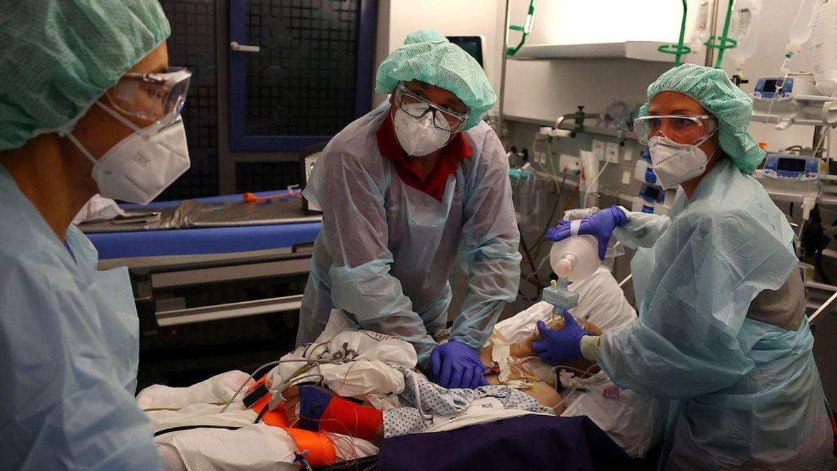 Récord de contagios en Rusia y Alemania, y los muertos crecen en Italia