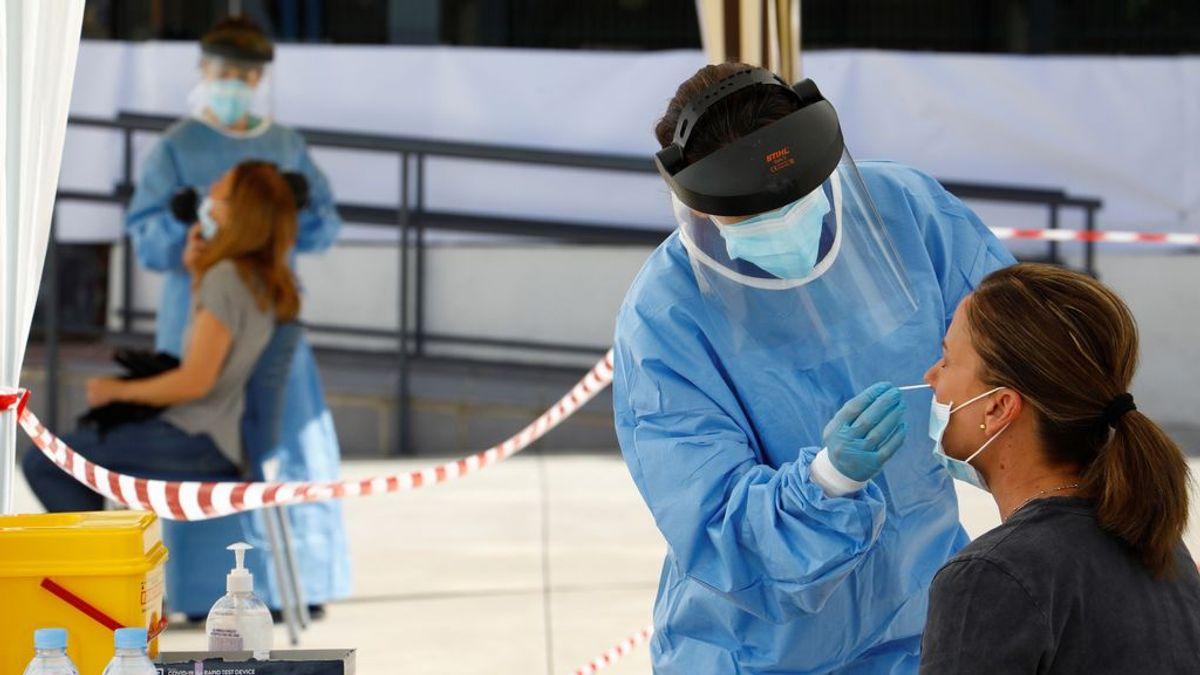 Sanidad registra 21.371 contagios de coronavirus y 308 muertos