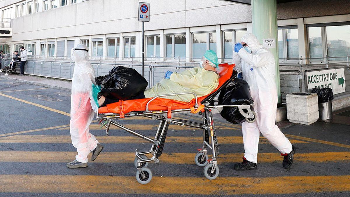 Italia pulveriza los récord de contagios en la segunda ola: 40.902 casos y 550 muertos más en el último balance