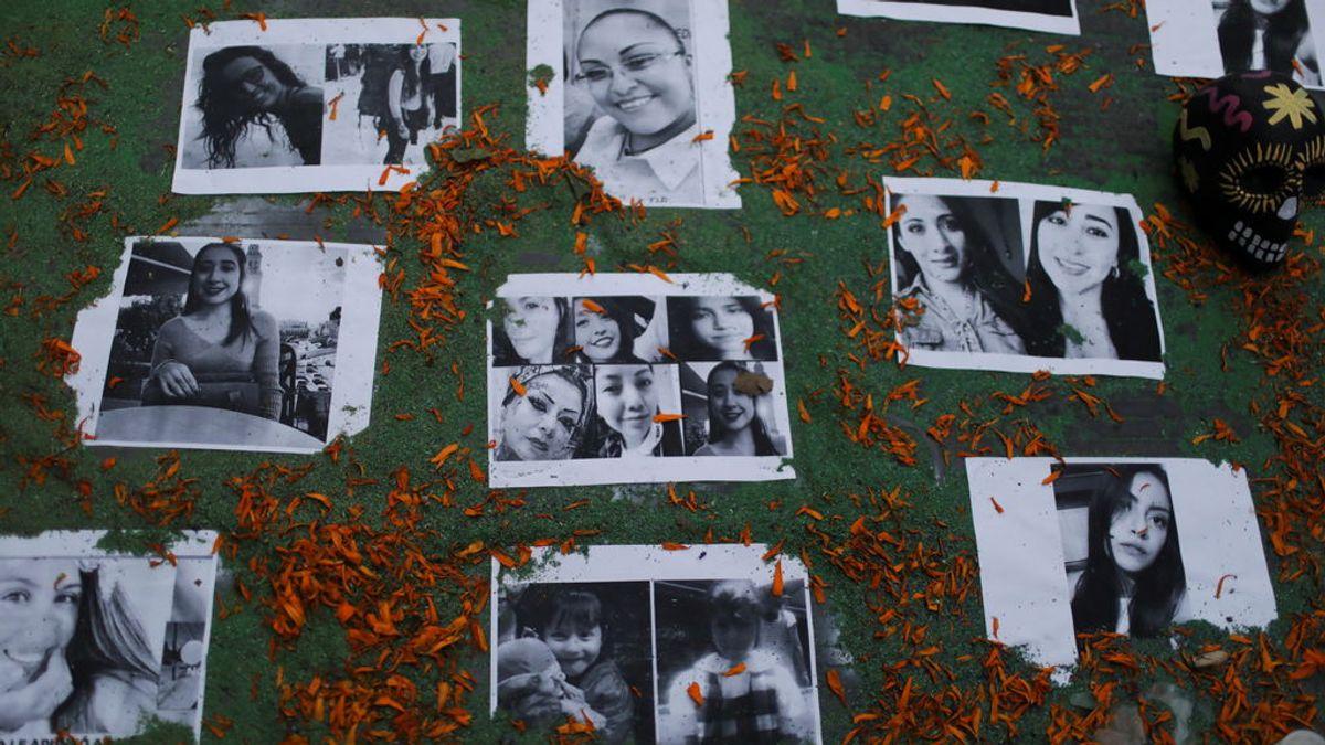 Los feminicidios en México: un país donde 10 mujeres son asesinadas cada día (FINDE)