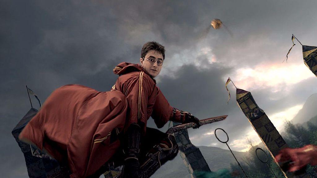 Échate una partidita de quidditch con el nuevo juego de Harry Potter, Catch the Snitch