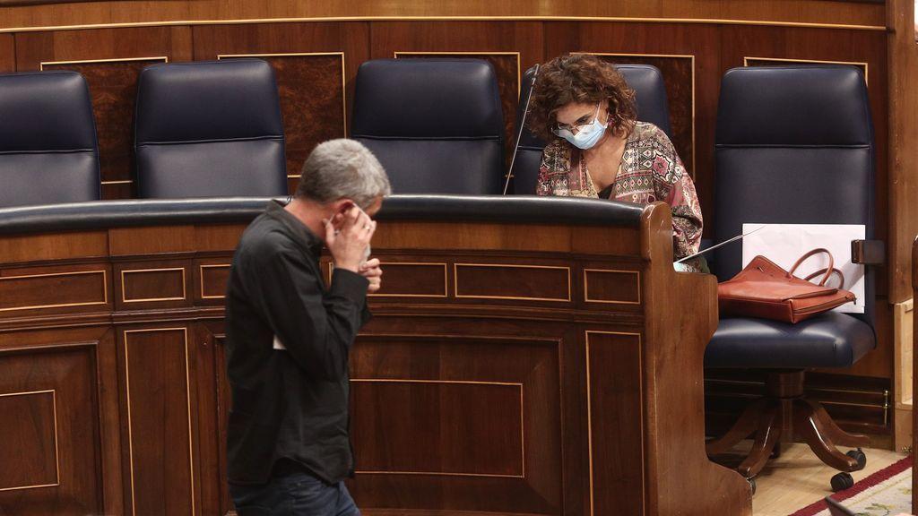 Bildu, el Gobierno de Sánchez e Iglesias y el papel de Ciudadanos