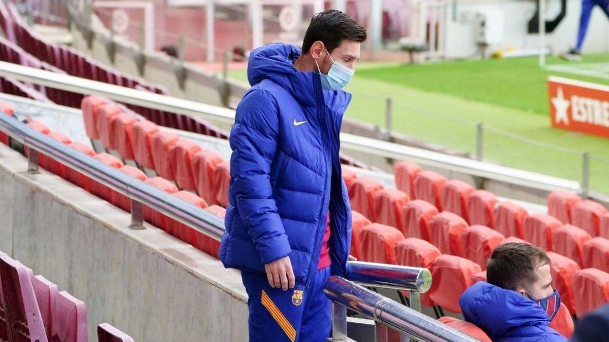 El FC Barcelona celebrará elecciones el 24 de enero con el futuro de Messi todavía en el aire