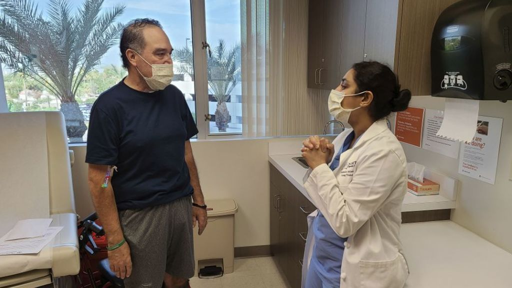 Un paciente de covid sobrevive gracias a un doble trasplante de pulmón