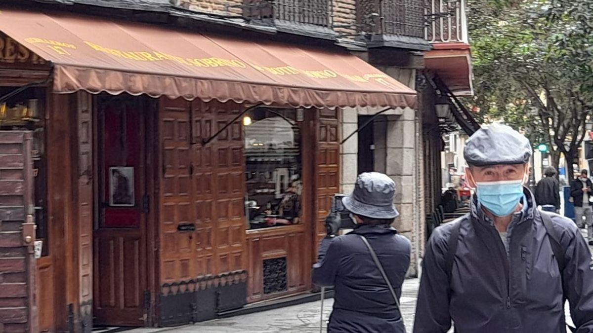 """El restaurante más antiguo del mundo resiste a la covid: """"Queremos seguir abiertos tres siglos más"""""""