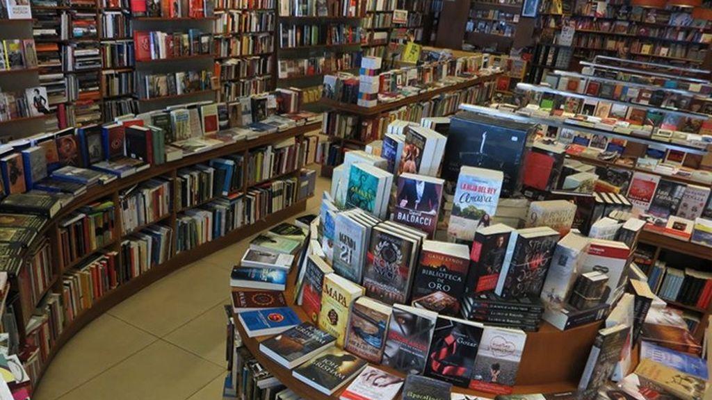 Librería El Virrey