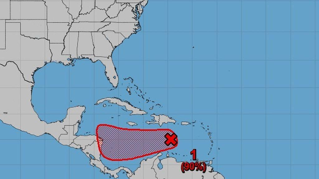 Preocupación por la posible formación de otro ciclón tropical en Centroamérica tras las inundaciones
