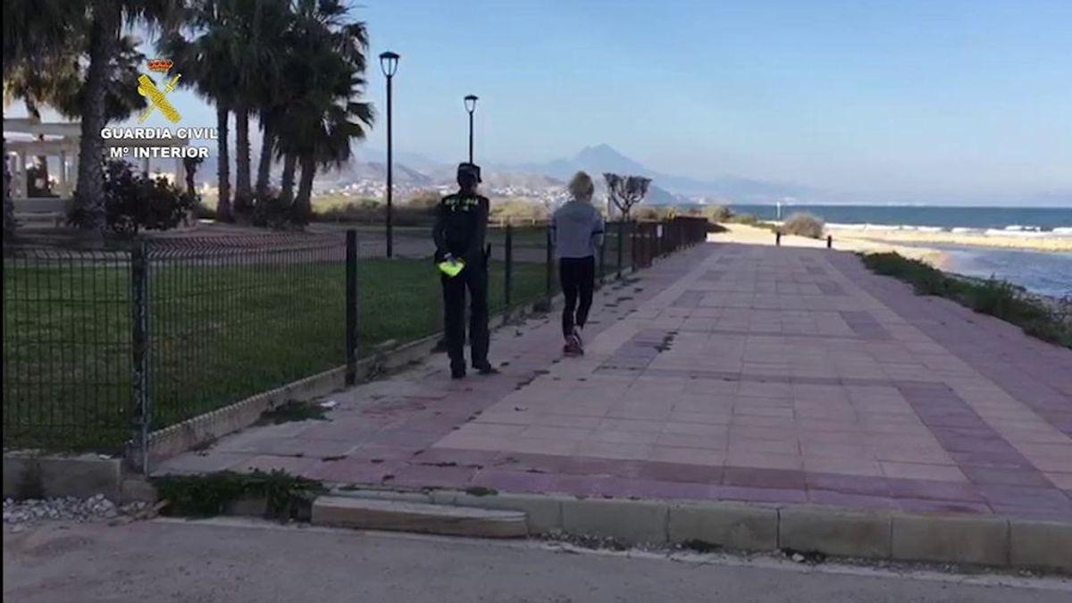 Detenido por apuñalar gravemente a una mujer en El Campello, Alicante