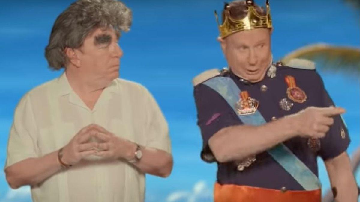 Vídeo del día: los Morancos parodian el 2020 con dardos a Fernando Simón y al rey emérito