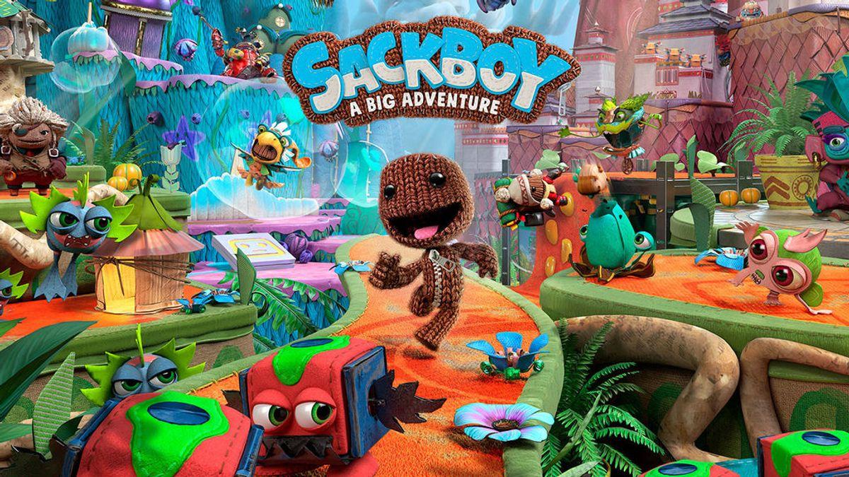 Análisis Sackboy Una aventura a lo grande para PS5
