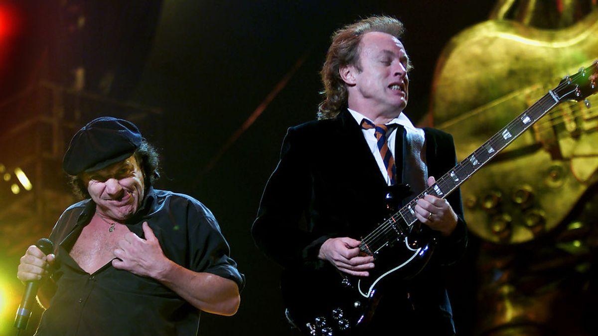 AC/DC estrenan 'Power Up', nuevo disco tras 6 años, con el single 'Realize' para recuperar su esencia