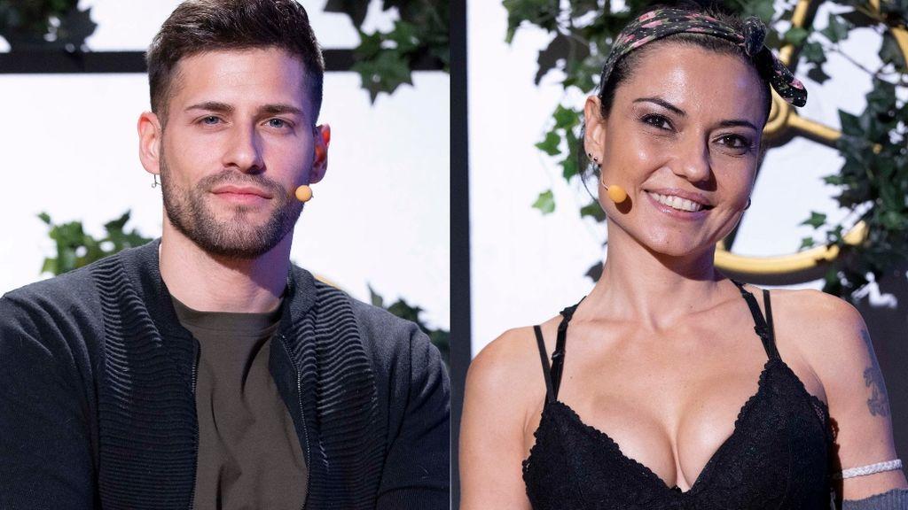 Albert y Mari Cielo, nuevos nominados de 'La Casa Fuerte 2'