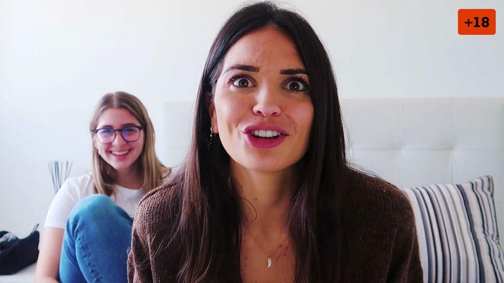 María Hernández se sincera sobre sus experiencias sexuales y destapa su relación con Fabián Alen (2/2)