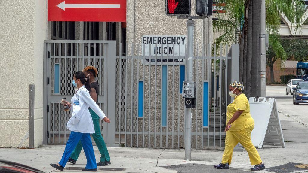 Florida suma más de 4.500 nuevos casos y Miami llega a los 200.000 positivos