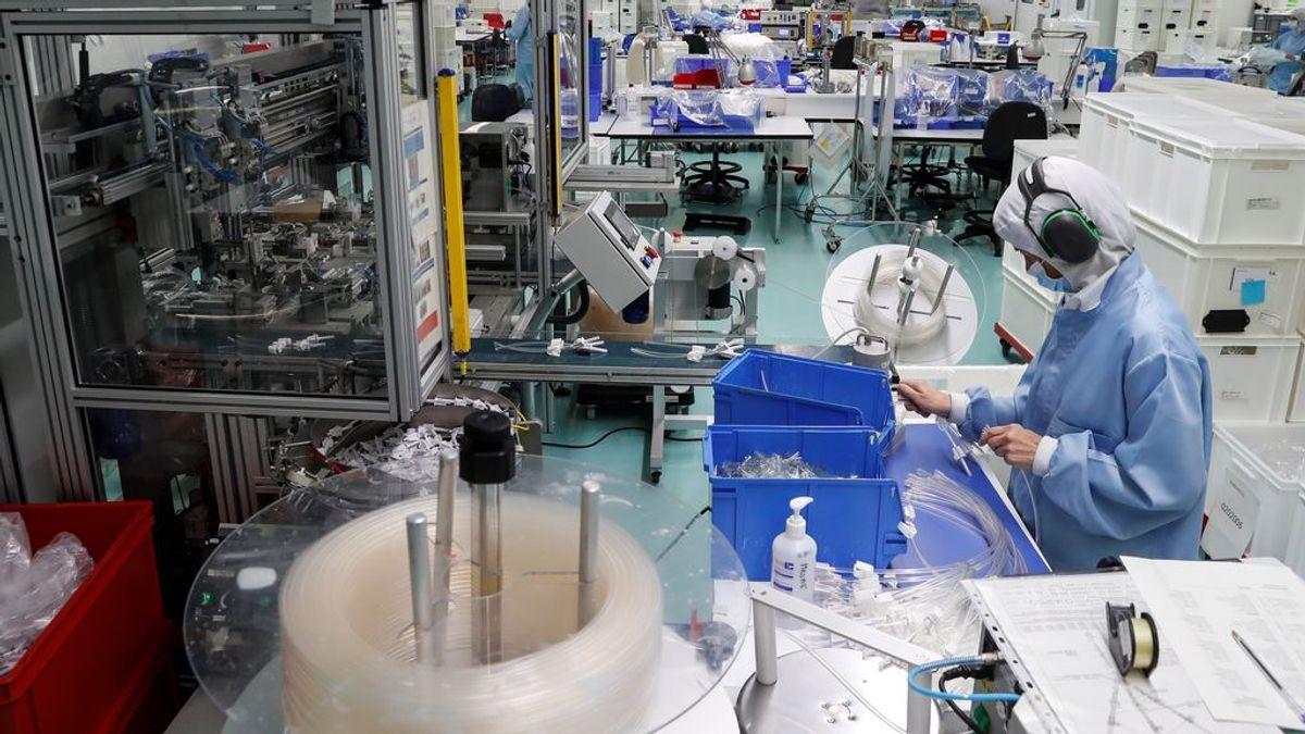 Una empresa española puede almacenar 30 millones de dosis de la vacuna de Pfizer