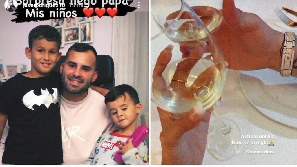 """Jesé Rodríguez y Aurah cenan a econdidas en Canarias y los tatuajes lo delatan: """"Es él, seguro"""""""