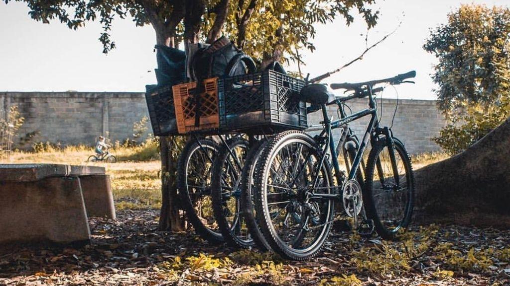 ¿Por qué ahora en Venezuela todos quieren repartir a domicilio en bicicleta?