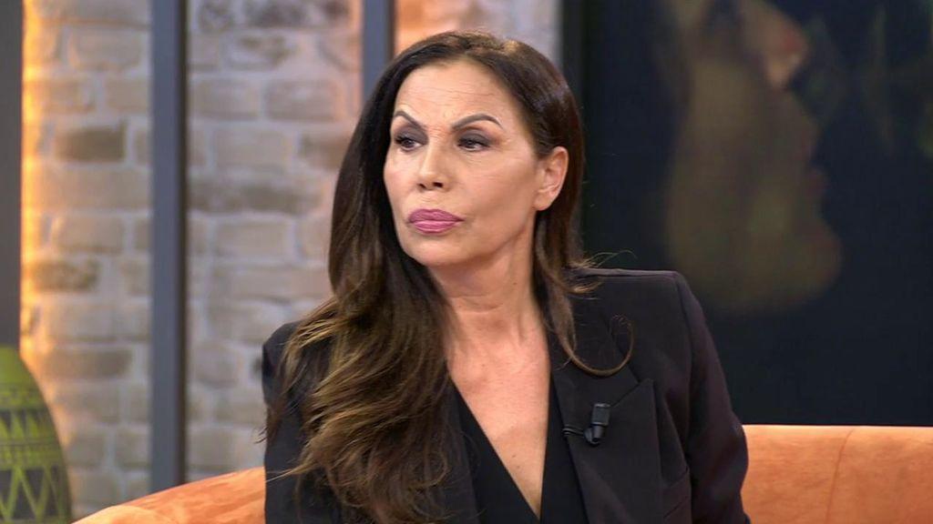 Toñi Salazar habla de su ex