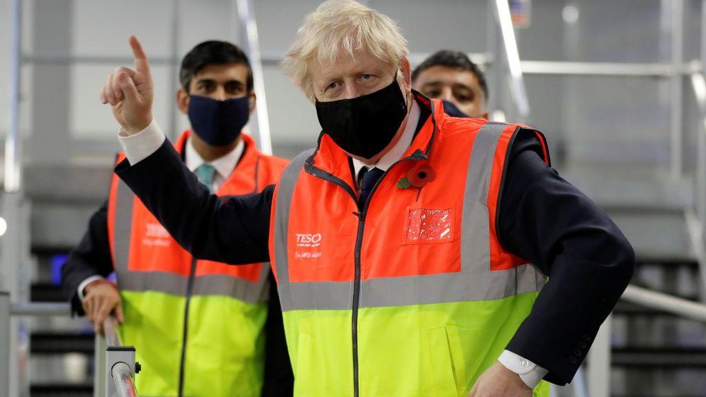 Boris Johnson: enemigos dentro y fuera del partido