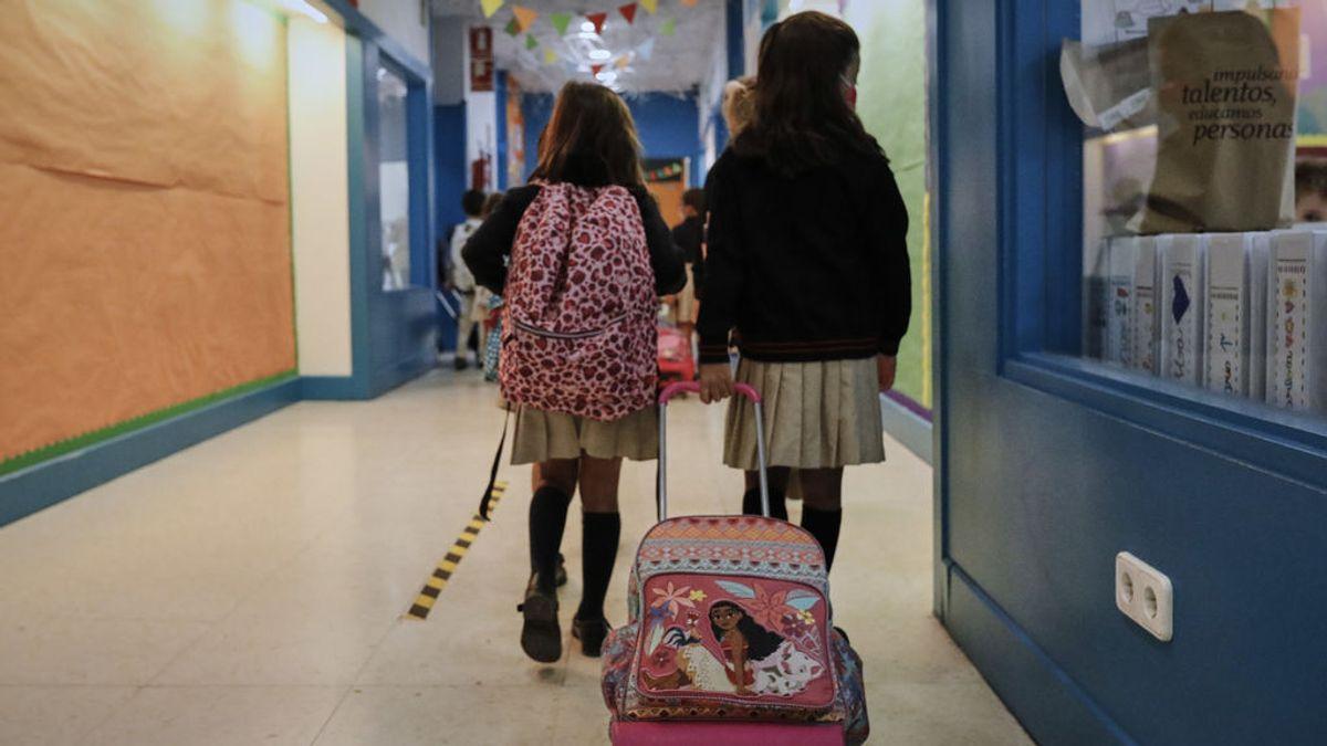 Los menores de familias desfavorecidas tienen mayor riesgo de enfermar, según un estudio de la Generalitat de Cataluña