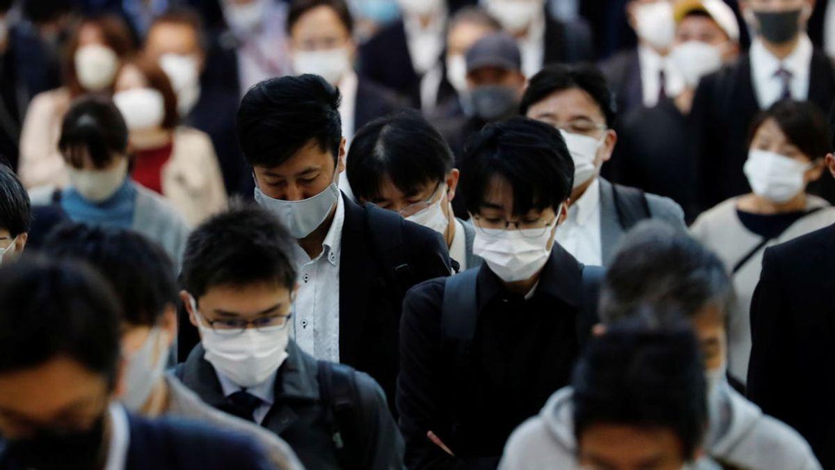 Japón marca el tercer récord consecutivo de contagios diarios