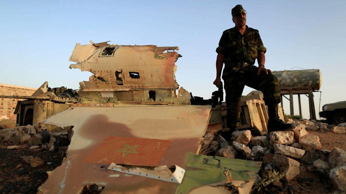 El Polisario considera roto el alto el fuego con Marruecos y declara el estado de guerra