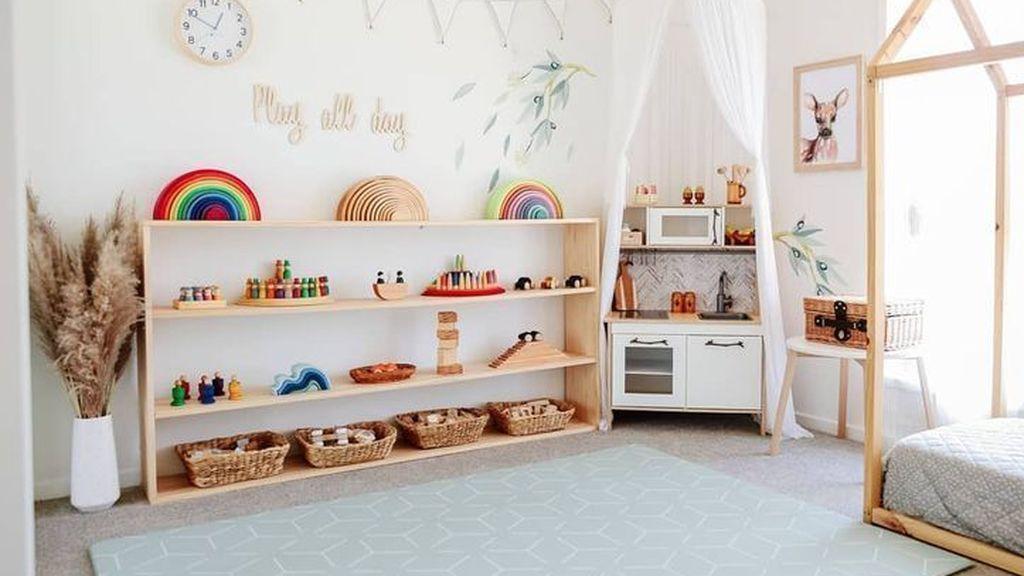 El método Montessori ayudará al desarrollo de tu bebé: 5 tips para crear la habitación perfecta.