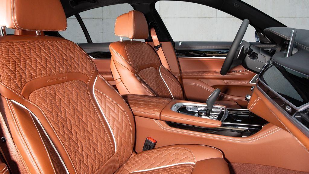 BMW Serie 7 745e iPerformance