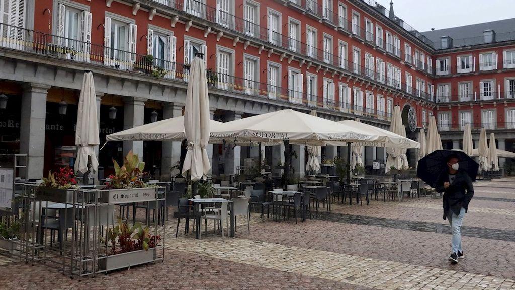 Madrid reduce los casos diarios a 663 y las muertes a 26 pero registra un aumento de las hospitalizaciones