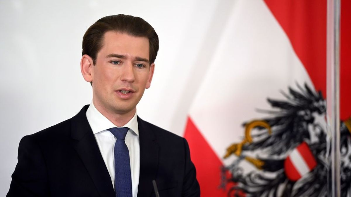 Austria anuncia un nuevo confinamiento casi completo: cierra colegios y servicios no esenciales hasta diciembre