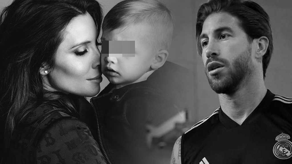 """Pilar Rubio celebra el cumpleaños de su hijo Marco con la ausencia de Sergio Ramos: """"Te echamos de menos"""""""