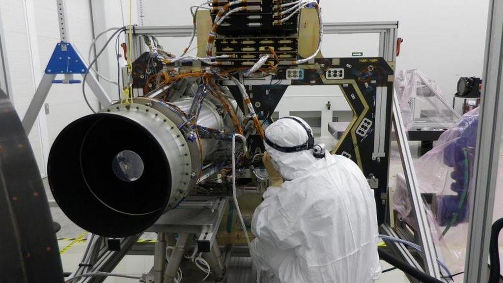 El satélite español Ingenio será lanzado el próximo martes desde Kourou