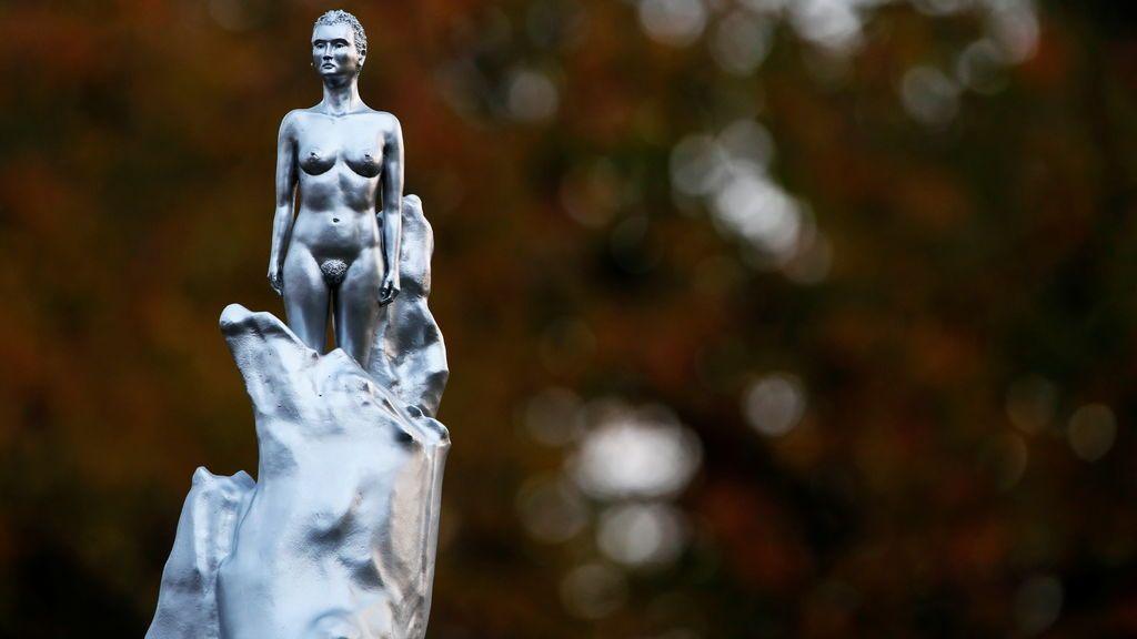 Estatua Mary Wollstonecraft