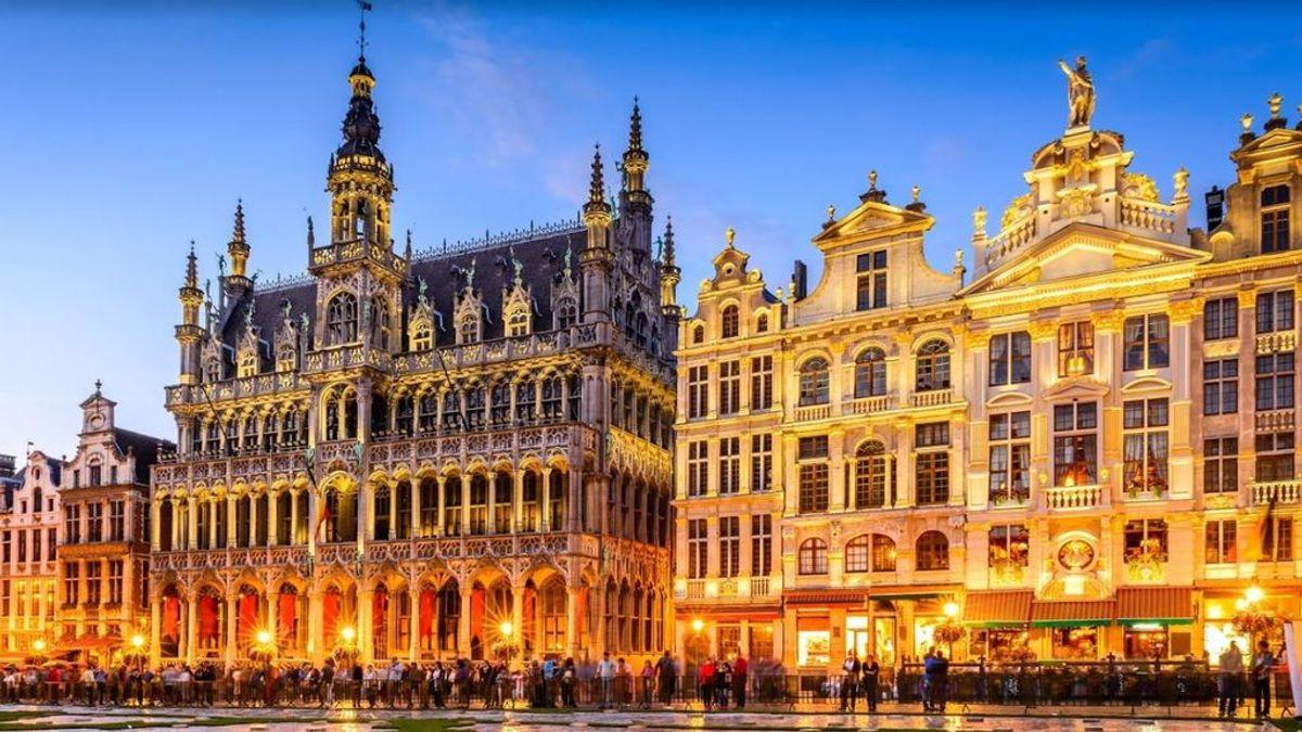 Tres heridos tras producirse un tiroteo y un ataque con cuchillo en el norte de Bruselas
