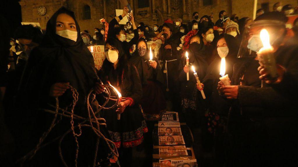 La coordinadora de Derechos Humanos  de Perú denuncia al menos 43 desaparecidos durante las protestas